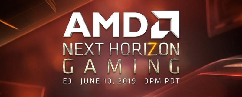 Watch AMD's E3 2019 Next Horizon Gaming Event Here