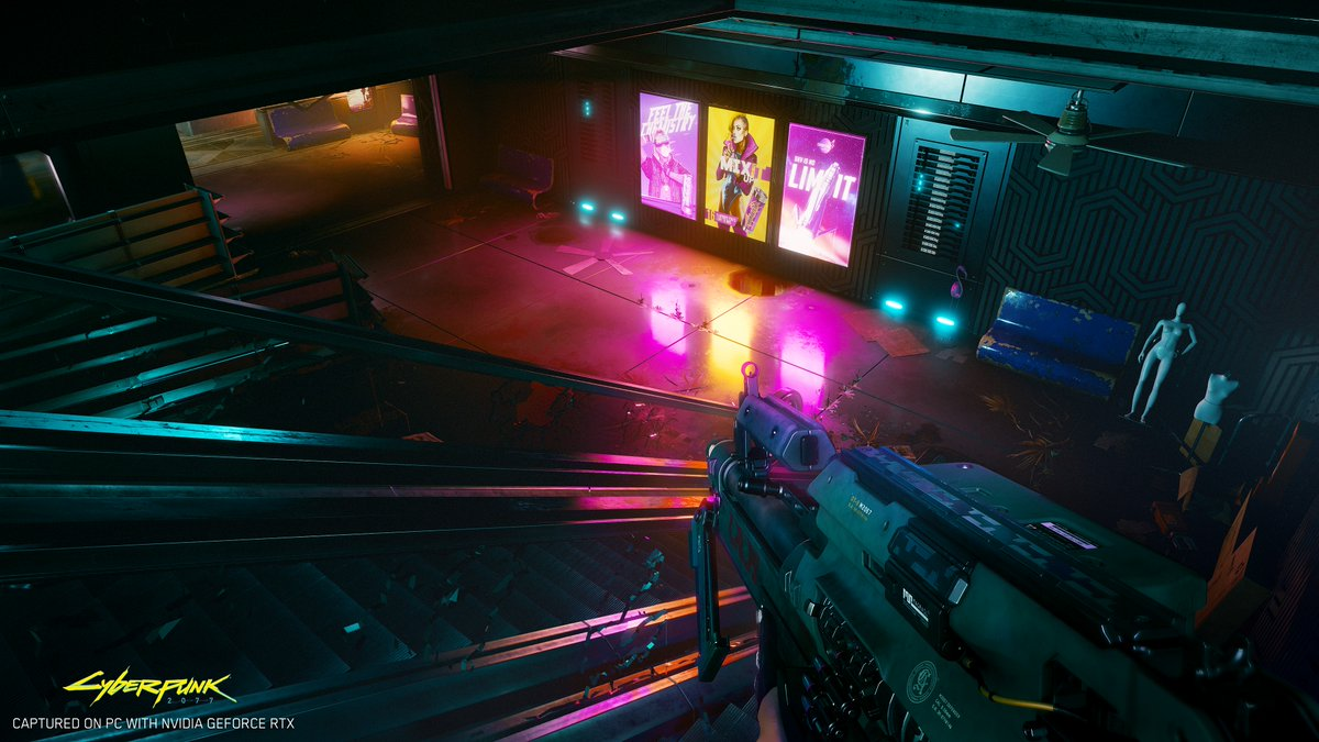 RTX Raytracing is coming to Cyberpunk 2077's PC version
