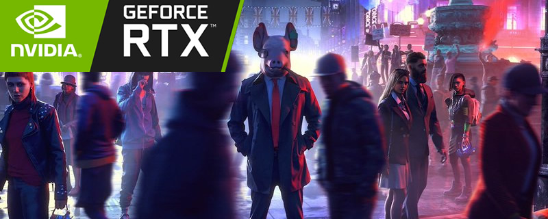 Ubisoft partners with Nvidia to bring RTX tech to Watch Dogs Legion