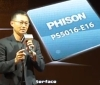 "Phison will deliver a 6,500 MB/s PCIe 4.0 SSD controller ""by Q1 of next year"""