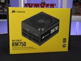 Corsair RM750 750W 80+ Gold Modular PSU Review