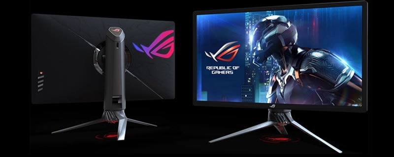 ASUS' ROG Swift PG35VQ 200Hz 3440x1440 G-Sync Ultimate HDR Monitor is now available to pre-order