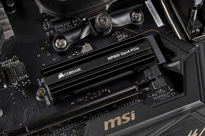 Corsair PCIe 4.0 NVMe MP600 is now available for pre-order