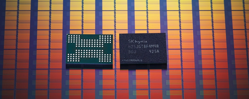 SK Hynix starts mass producing the