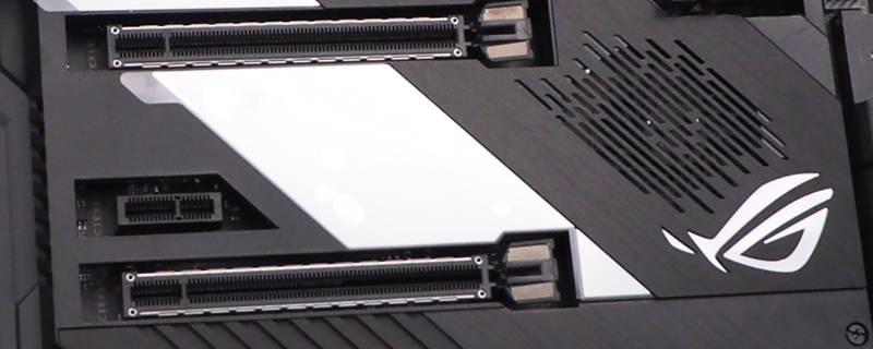 ASUS X570 Crosshair VIII Formula Preview