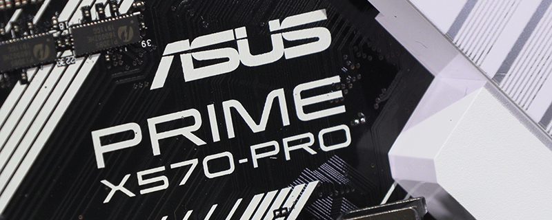 ASUS Prime X570-Pro Preview