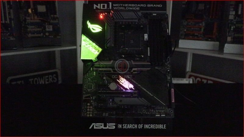 ASUS ROG Strix X570-E Gaming Preview