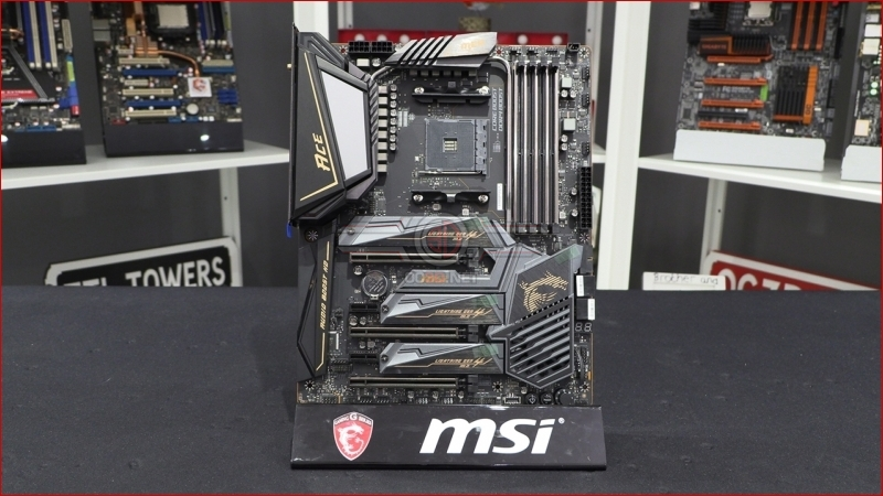 MSI MEG X570 ACE Overview