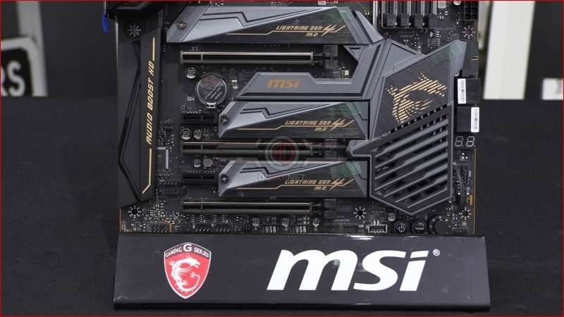 MSI MEG X570 ACE PCI Express 4.0