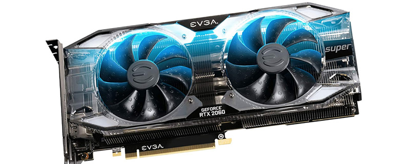EVGA's RTX SUPER XC Gaming series GPUs have leaked at Retail