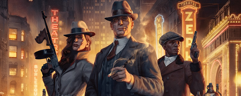 Romero Games' Empire of Sin receives early PC system requirements