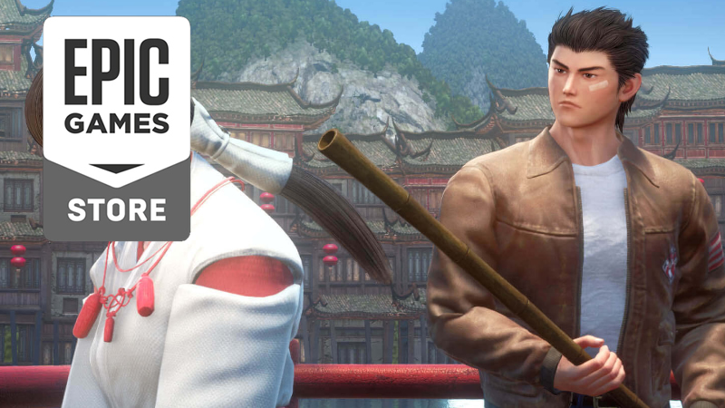 Epic Games is funding the cost of Shenmue III's Kickstarter Refunds