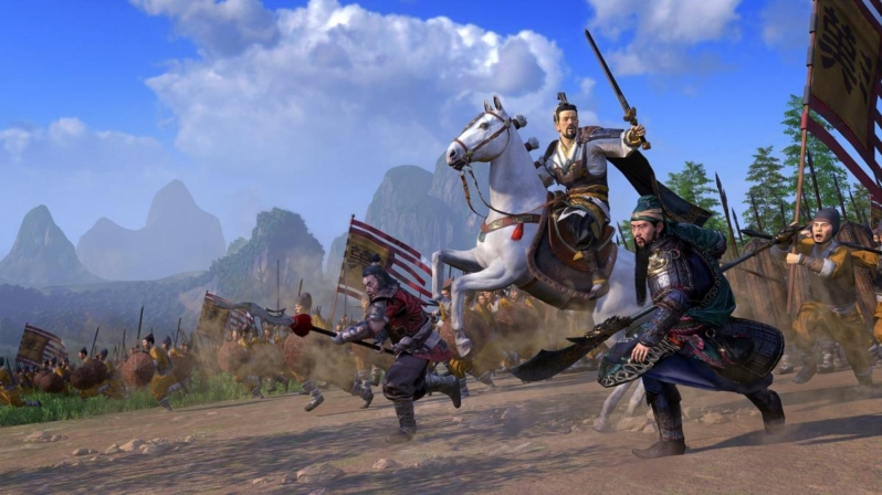 Mod support has arrived in Total War: Three Kingdoms