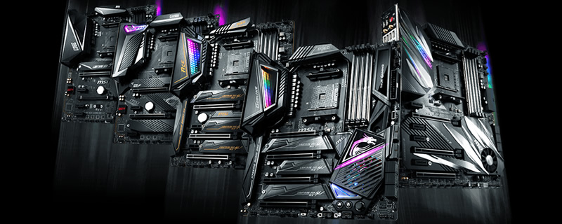 MSI cuts back 300/400 series BIOS support to deliver Ryzen 3rd Generation Compatibility