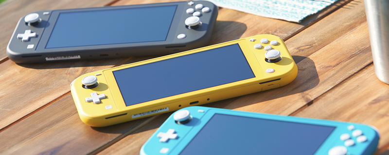 Nintendo's Portable-only Switch Lite will release this September
