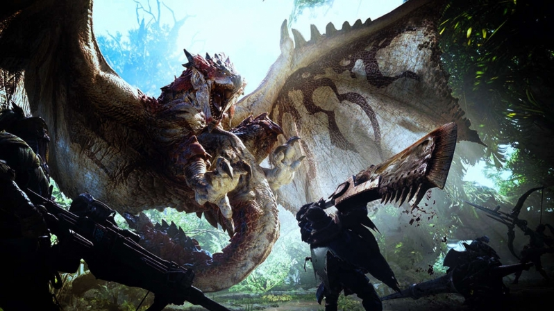 Nvidia DLSS support is coming to Monster Hunter World this month