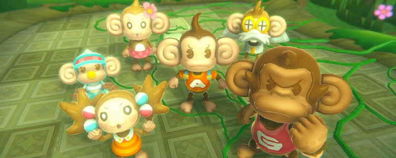 Super Monkey Ball: Banana Blitz HD is coming to PC this year