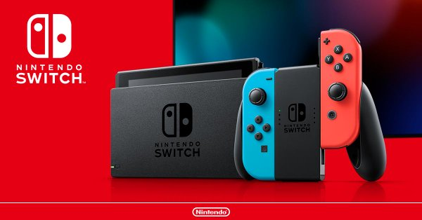 Nintendo reveals new Switch model with enhanced battery life