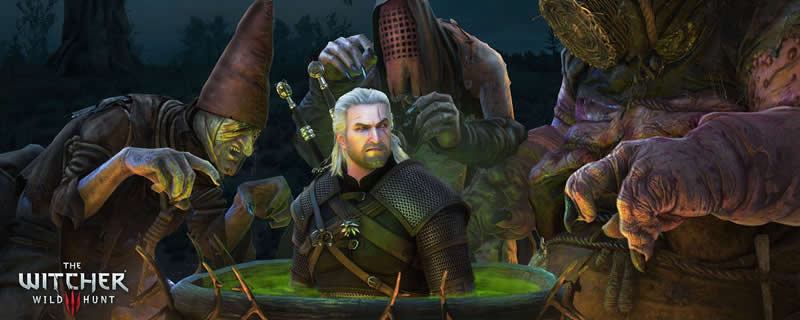 The Witcher 3's PC version now looks better than ever