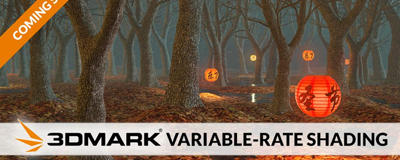 Variable Rate Shading is coming to 3DMARK