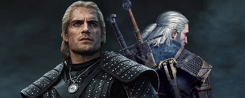 Netflix released their first The Witcher Teaser