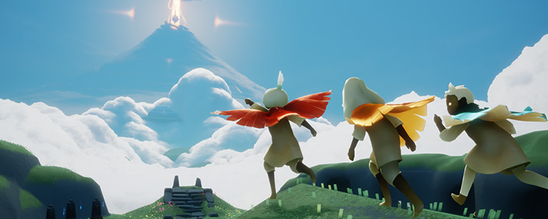 Journey Dev's Sky: Children of Light is coming to PC