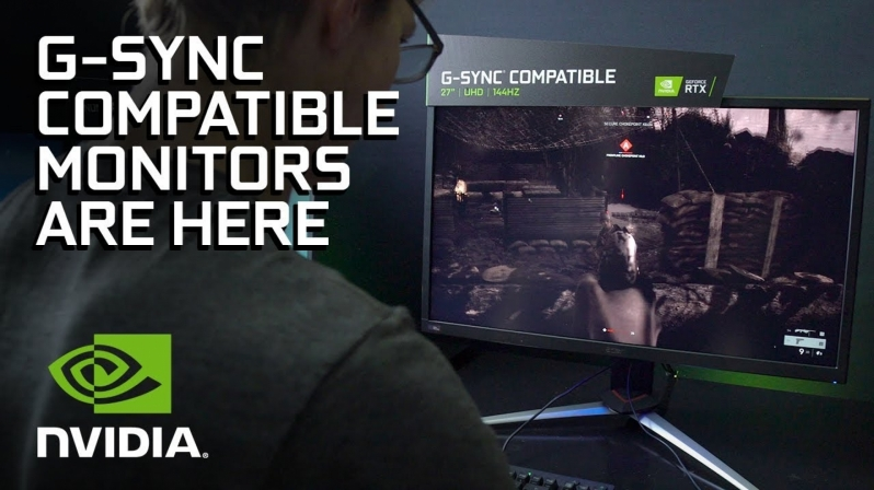 Nvidia certify's three new G-Sync Compatible monitors