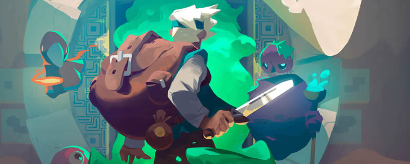 Moonlighter is currently available for free on PC