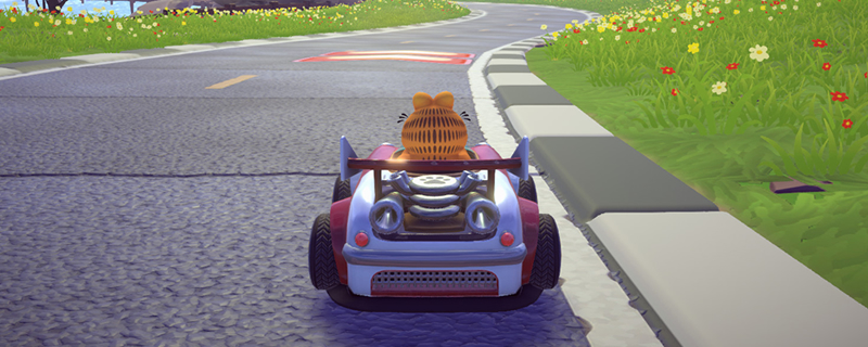 Garfield Kart - Furious Racing has been announced for PC