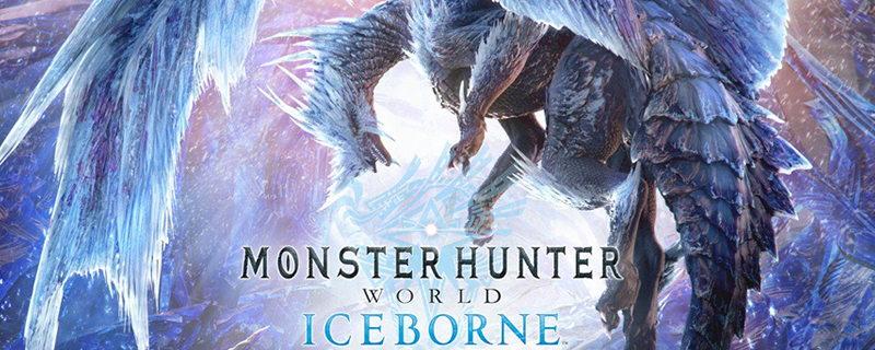 Monster Hunter World's Iceborne expansion will arrive on PC in 2020