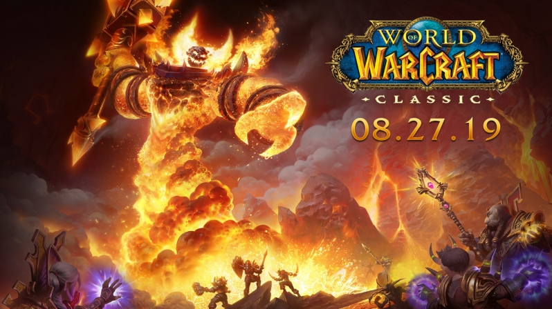 Blizzard announces WoW Classic pre-launch test and PC system requirements
