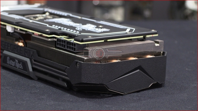 Palit RTX 2080 Super Game Rock Heat Pipes