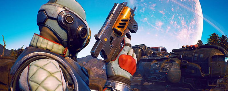 60 Minutes of The Outer Worlds Gameplay has been released