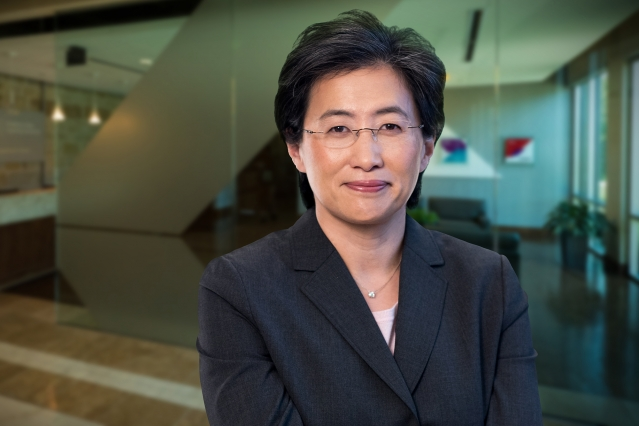 Lisa Su's reportedly leaving AMD