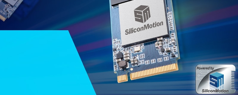 Silicon Motion reveals two ultra-fast PCIe 4.0 controller