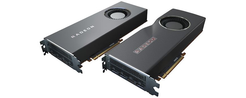 No, AMD isn't discontinuing their reference RX 5700 graphics cards