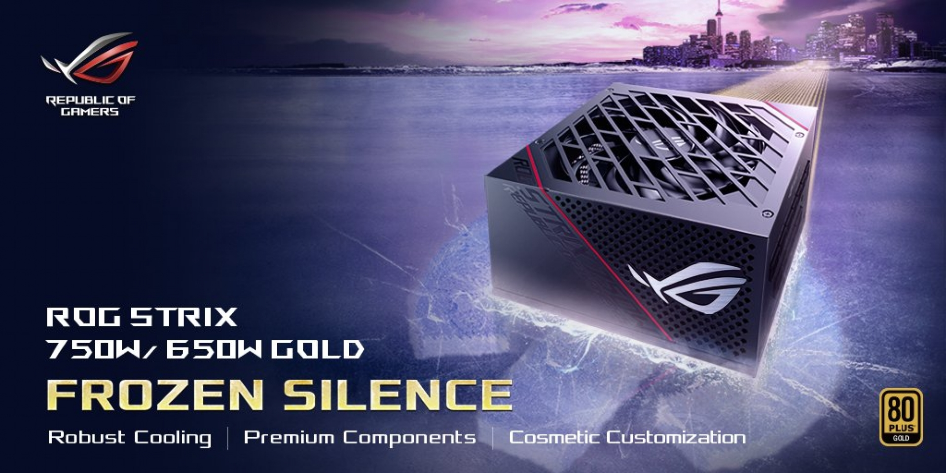 ASUS' ROG Strix series of PSUs are due to release soon - EVGA Forums