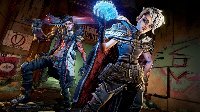 Borderlands 3 will not be pre-loadable on the Epic Games Store