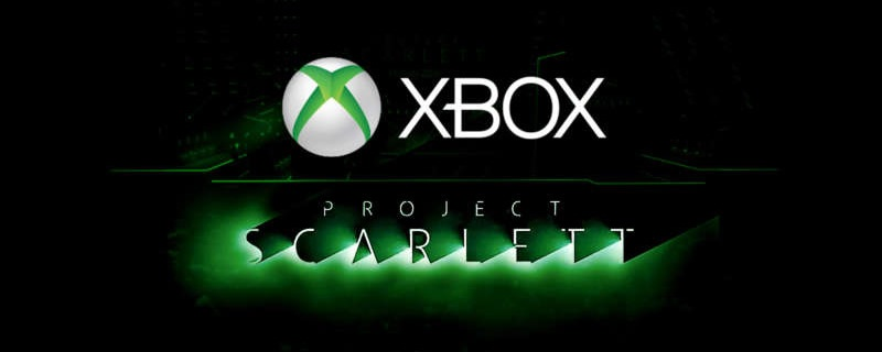 Microsoft's Xbox Scarlett will target high framerates and more
