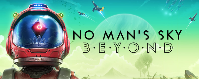 Mo Man's Sky's Beyond update bring the Vulkan API and boosted performance to PC