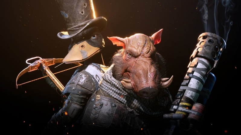 Mutant Year Zero: Road to Eden is now available for free on PC