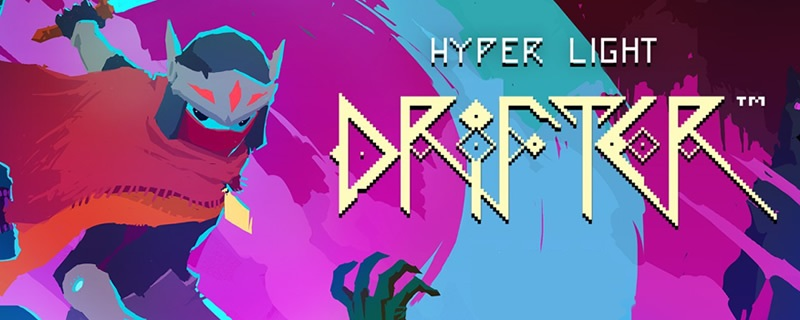 Hyper Light Drifter is currently available for free on PC