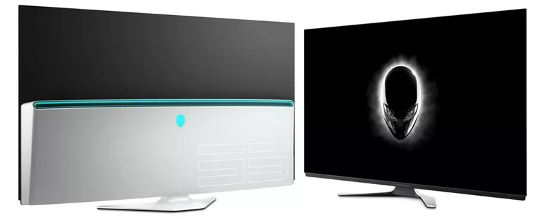 Alienware's 55-inch 120Hz OLED Gaming Monitor will release this September