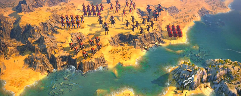 SEAGA Reveals HUMANKIND, a Civ-Like Turn-based RPG
