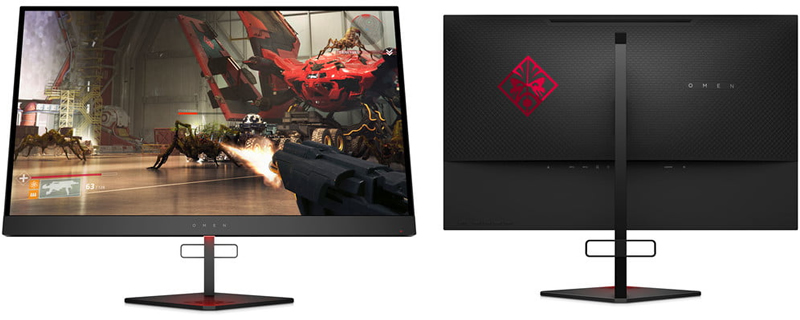 HP Showcases a 1440p 240Hz HDR monitor at Gamescom 2019