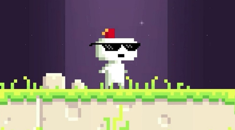 Fez is currently available for free on PC