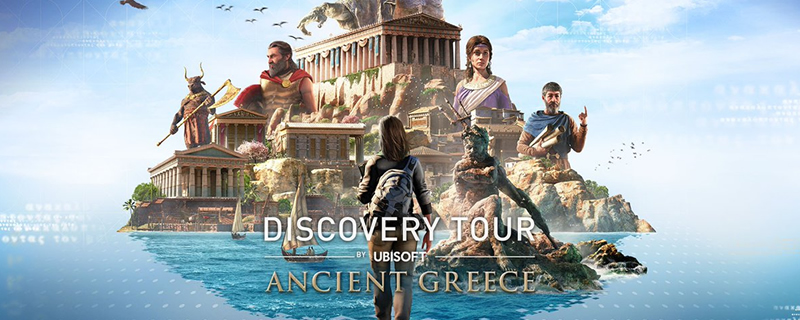 Assassin's Creed Odyssey's Discovery Tour mode releases next week