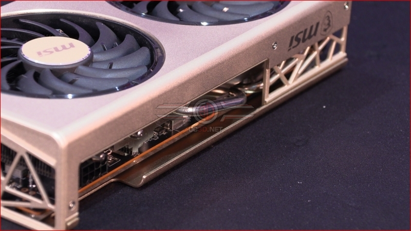MSI RTX 5700 XT Evoke Heat Pipe