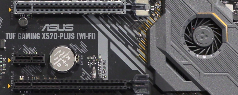 ASUS TUF Gaming X570-Plus Wi-Fi Review