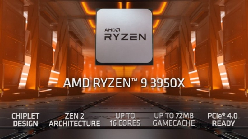 Retail leak hints at September 30th release date for AMD's Ryzen 9 3950X